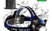 最大50%OFF、LEDヘッドライト(2製品)に個別クーポンが届きました。