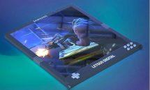 Samsung、折り畳み式ゲーミングスマートフォン特許が公開