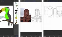 通常120円とは思えない手書きで建物やイラストまで描ける『Swipe Draw』が0円など、iOSアプリ値下げ中 2019/3/5