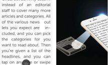 通常120円の暗がりで小さな文字が読める拡大鏡『Magnifier with Flash Light』などiOSアプリ値下げ中 2019/3/7