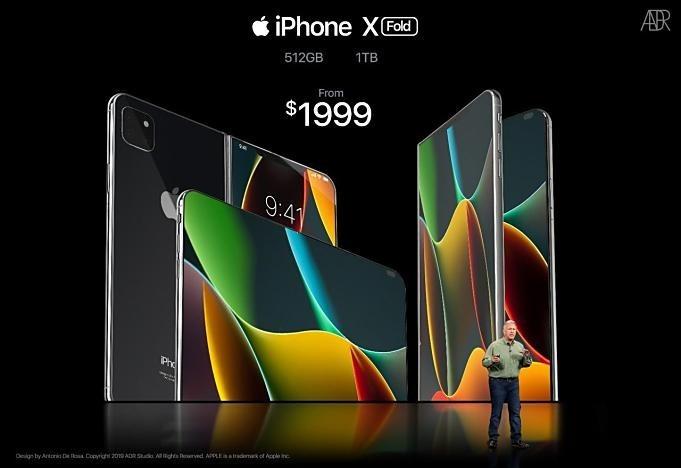 iPhone-X-Flod-price