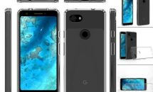 Google Pixel 3a / Pixel 3a XL向け保護ケースのレンダリング画像がリーク