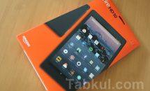 Fire HD 10 タブレット購入レビュー、開封の儀