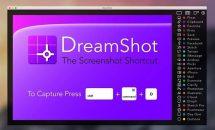 通常600円:Macでスクリーンショット撮影を快適にするアプリ『DreamShot』が無料セール
