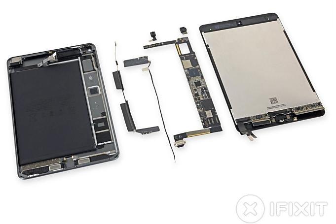 iFixit-iPadmini5-teardown