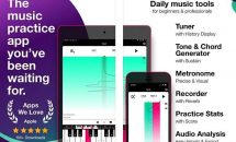 通常480円が0円に、チューナーやメトロノームに録音など多機能な音楽支援『Tunable』などiOSアプリ値下げ中 2019/4/30