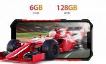 防水IP69KにRAM6GBでタフネス仕様が33,090円で予約開始、Banggoodより13製品クーポン