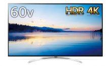 (終了)5/9限り、LG 60V型 液晶 テレビが特選商品など値下げ中―Amazonタイムセール