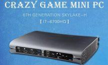 Core i7-6700HQ+メモリ8GB+GTX960MのミニPCが55,091円に、Banggoodの仲夏クーポン15製品