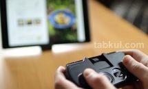 Fireタブレットをゲームパッドで快適に、膝上でKindle本やアプリを操作