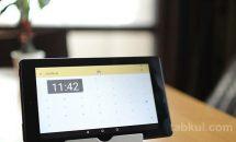 Fire 7 を卓上カレンダー化、置き時計にもなるアプリ「Overlays」など