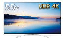 (終了)6/8限り、55V型LG液晶テレビが特選24時間セールなど値下げ中―Amazonタイムセール