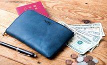スマホが入る財布(旅行財布)探し、AGILITY affaを注文した話