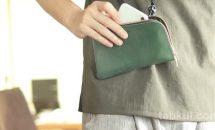 スマホ入る財布『AGILITY affa ボヤージュ』購入レビュー、1週間ほど使った感想
