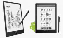 ワコムペンなどE-ink搭載Android『BOOX』3モデル、家電量販店で発売・価格
