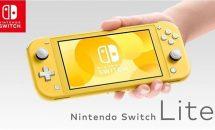 任天堂が『Nintendo Switch Lite』発表、Joy-Con対応など価格・発売日・動画