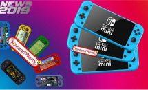Nintendo Switch Mini向けアクセサリーを製造開始とメーカーが画像公開