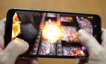 1.5万円でRAM4GB『UMIDIGI Power』は無音カメラ搭載、ベンチマーク・スコアや3D戦車ゲームは遊べるか