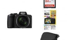(終了)7/30限り、Nikon デジタルカメラ特集で24時間セールなど値下げ中―Amazonタイムセール
