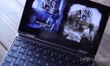小型ノートPC『OneMix 3S Platinum』でPCゲームは遊べるか、熱問題・ファン音など