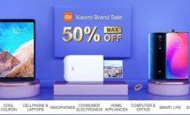 割安なXiaomi製品が最大50%OFFに、BanggoodブランドSALE開催中