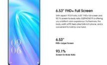 完全ベゼルレス6.53型RAM4GBが15455円に、SIMカード使わずタブレット用途も