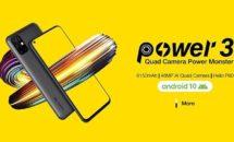 背面4眼で2.2万円『UMIDIGI Power 3』発表、RAM4GBなどスペック