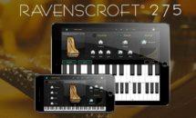 通常4400円が2200円に、本格ピアノ音源『Ravenscroft 275 Piano』などiOSアプリ値下げ中 2019/11/9