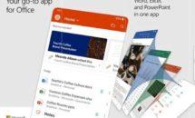 スマホ向け『Microsoft Office』発表、Word/Excel/PowerPointを統合