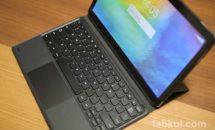 キーボード付き11.6型Androidタブレットで日本語入力をする方法(Teclast M16レビュー)