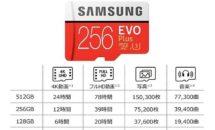(終了)1/5限り、4K撮影対応のmicroSDカード256GBが5500円などPC周辺機器セールで値下げ中―Amazonタイムセール