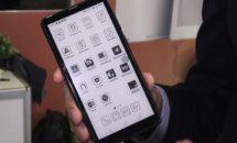ONYXがE-ink仕様のスマートフォン開発中 #CES2020