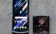 まもなく発売の折り畳みスマホ『Motorola razr』がCES 2020で再注目、スペック