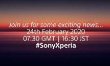 まもなく新型『Xperia』発表へ、折り畳みモデルなど噂まとめ
