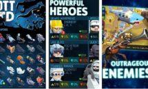 通常700円が0円に、ヒーロー主役の防衛ゲーム『OTTTD』などAndroidアプリ値下げセール 2020/3/30