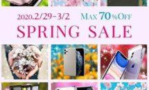 (祭り)spigen製品が最大70%OFFに、レビュー1万超えのiPhoneケースなど特価