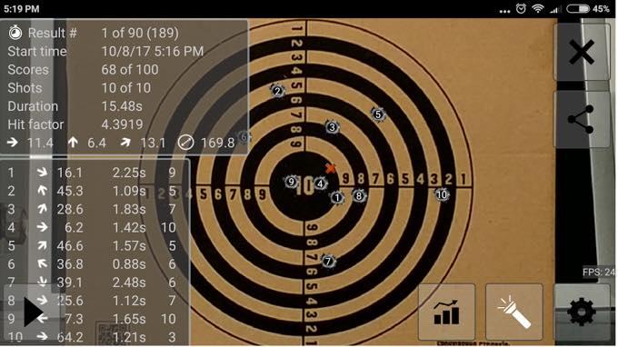 Android app ua com infopolis ura laser range