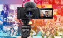 ソニー、Vlog特化デジカメ「VLOGCAM ZV-1」発表/特徴・動画