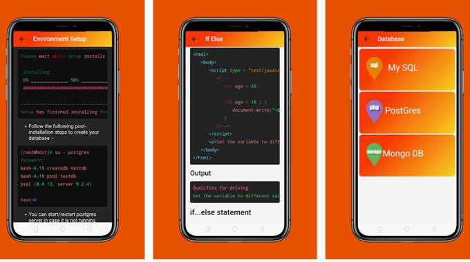 Android app com appsfactory webdepro