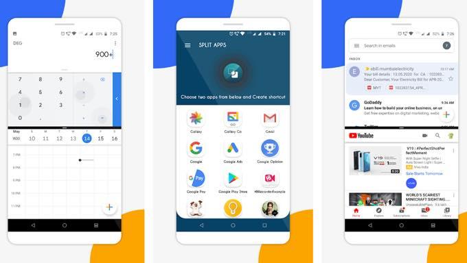 Android app com bhanu splitapps