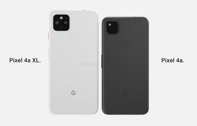 Pixel 4a XL