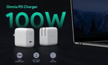 AUKEYが世界最小・最軽量の100W USB充電器「PA-B5」発表、限定クーポン