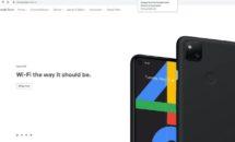 Pixel 4aがGoogleストアに登場、フライング掲載か