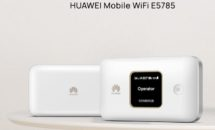 HUAWEI、9980円のSIMフリーモバイルルーター「E5785」発表