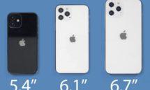 次期iPhoneシリーズは10月発表か(2020年モデル)