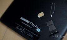 技適/4G/10.1型「Alldocube iPlay 20」でFUJI Wifiスピードテスト