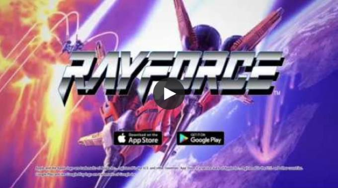 Android app jp co taito rayforce
