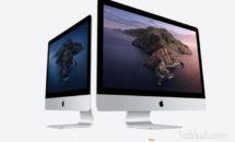 Appleが27インチiMacの新モデル発表、スペック・価格