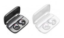 ドンキで耳を塞がないイヤホン「FG-TWS-S19」が発売、価格・動画
