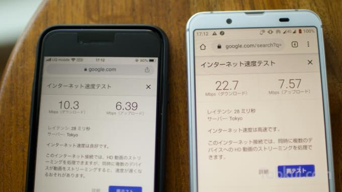 FUJI WiFi SpeedTest  5